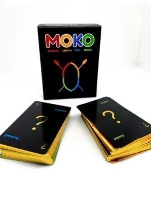 Moko (jeu de cartes)