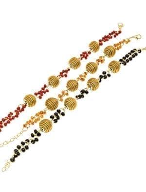 ELORANE – Bracelet – noir