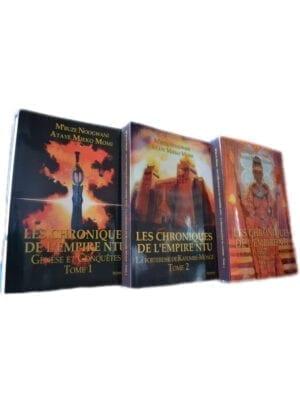 PACK des classiques d'origine – Les Chroniques de l'Empire Ntu