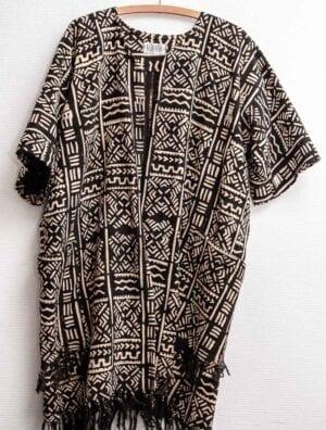 Kimono en bogolan