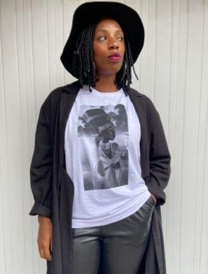 T-shirt AFRICAN QUEEN