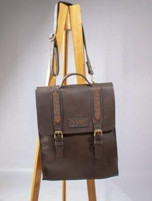 Akinyi Leather Bag