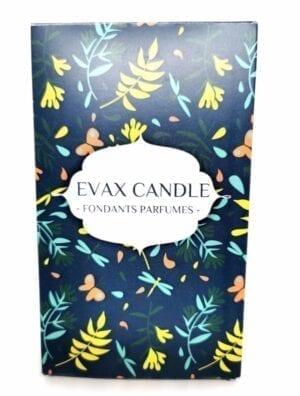 FONDANTS EVAX CANDLE VANILLE /MACARON