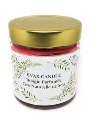 Bougie Parfumée Evax Candle Hibiscus