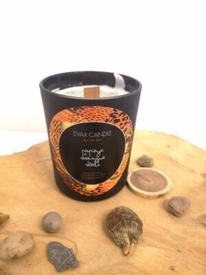 Bougie Parfumée Evax Candle Papaye / Mangue