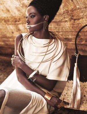 DHAMANI MAUREEN necklace