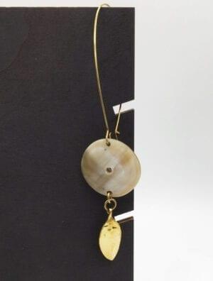 KUJI earrings