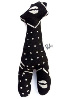 Doudou en Bogolan Astou la girafe