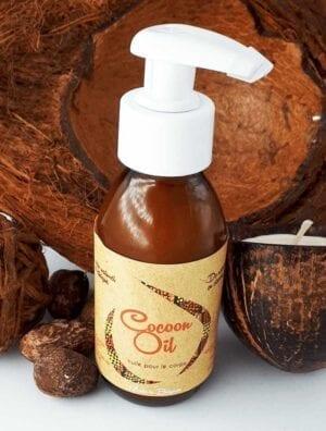 Huile Visage et Corps - Cocoon oil