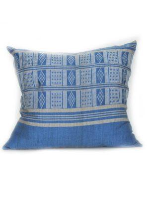 Fabi [Bleu motifs blancs]