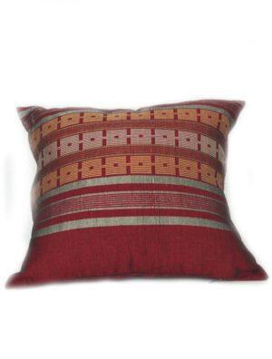 Fabi [Rouge motifs gris-or]